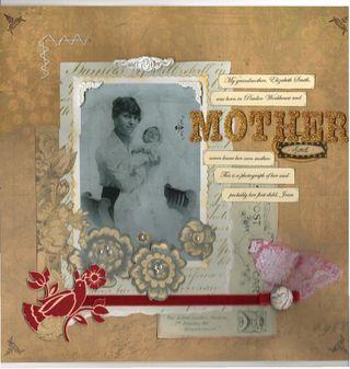 Motherhood 600x600